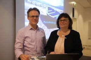 Talade klimat med Nordea i Växjö