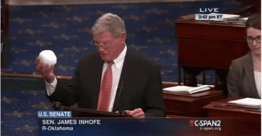 Senator James Inhofe