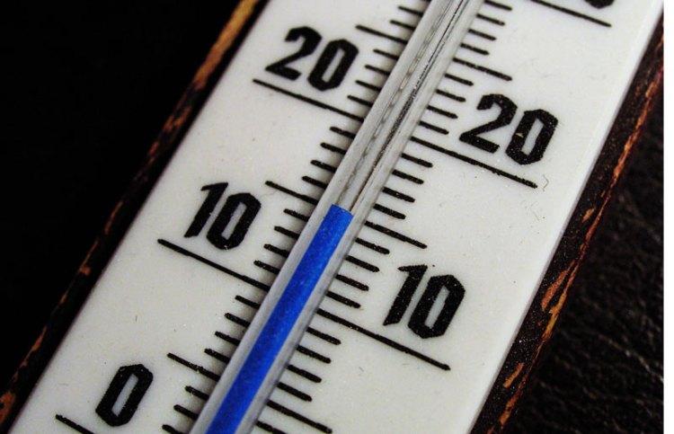 Termometer 15 grader