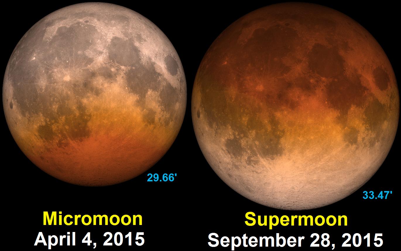 Superblodmåne den 28 september