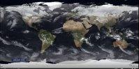 2015 års väder från rymden
