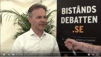 Intervjuad av Biståndsdebatten i Almedalen