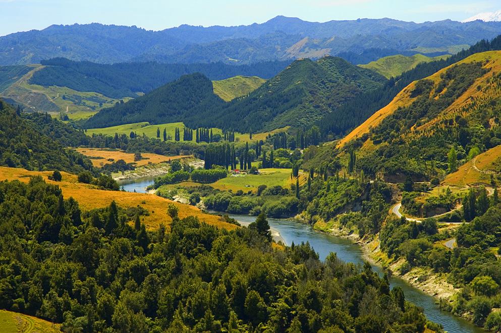 Whanganui, en flod med rättigheter