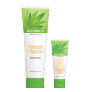 Herbal Aloe styrkende balsam