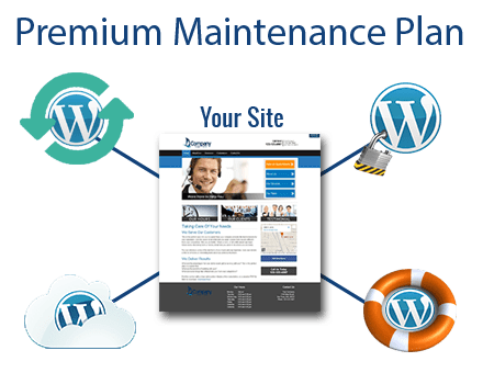 premium-maintenance-plan for business website