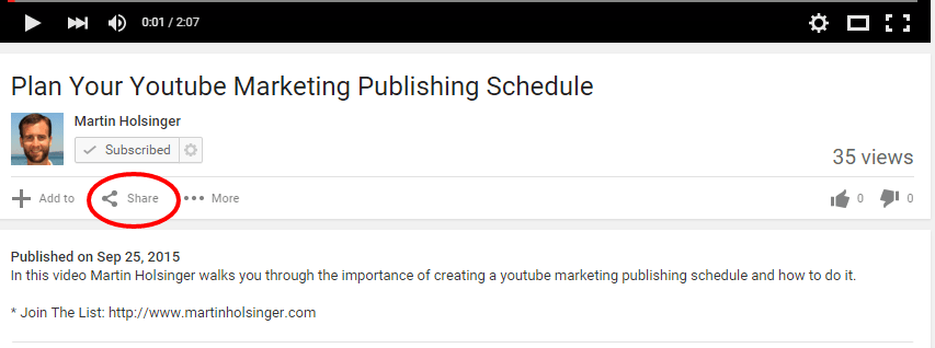 Plan Your Youtube Marketing Publishing Schedule YouTube22