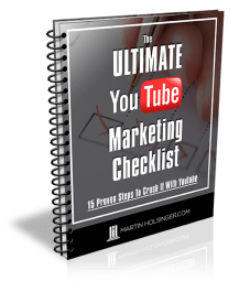 Ultimate Checklist for Youtube Marketing