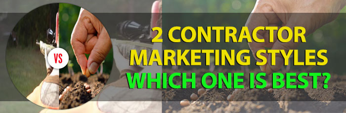 contractor marketing strategies