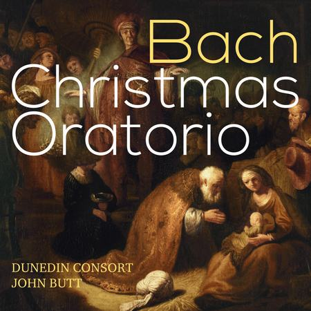 Album review: Dunedin Consort, Bach Christmas Oratorio (Linn Records)