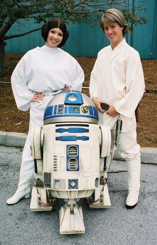 Princess Leia Makeup