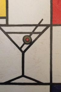 Mondrian Martini