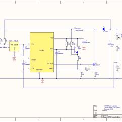 Circuit Diagram Of Buck Boost Converter 220 Volt Wiring 4 Wire 150w Schematic Martinjonestechnology