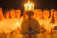 Lichtbraut Luciafest