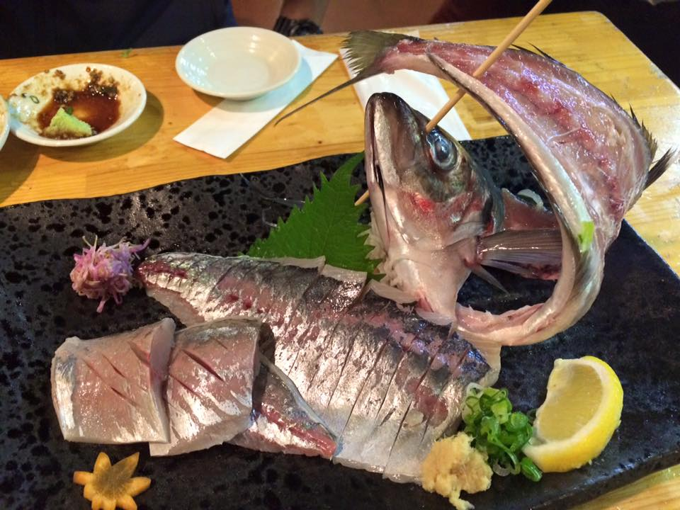 Chayamamchi_Maguroya_sashimi