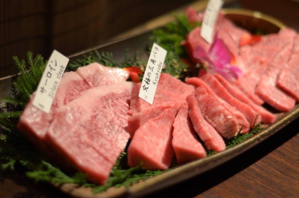 Matsusakagyu_Yakiniku_cuts