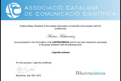 Asociación Catalana de Comunicación Científica.