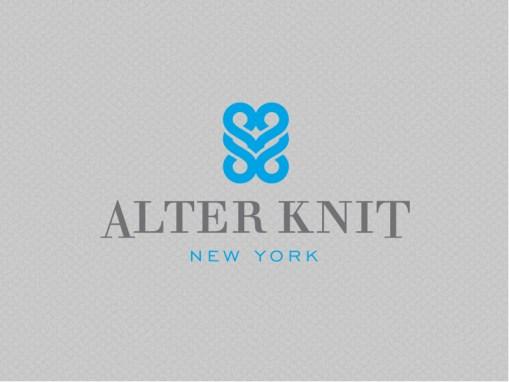 Alter Knit NY Logo