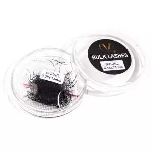 B Curl 0.15mm - Individual Thick Lashes