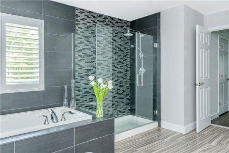 bathroom renovations - shower
