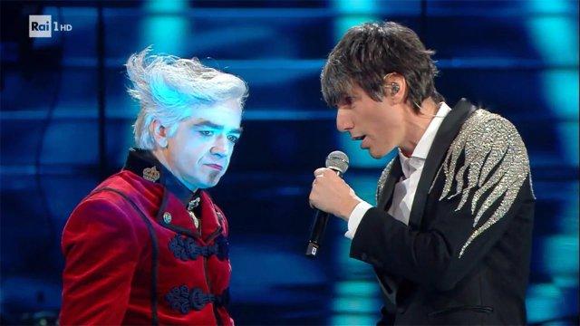 Bugo e Morgan a Sanremo 2020