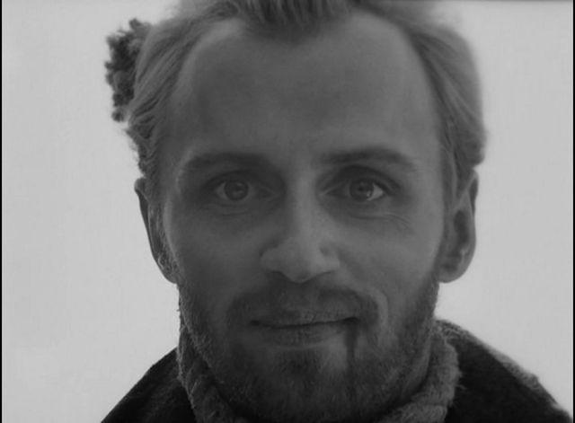 il sorriso di Sotnikov (Boris Plotnikov) sul patibolo