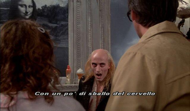 richard o'brien è Riff Raff nel rocky horror picture show