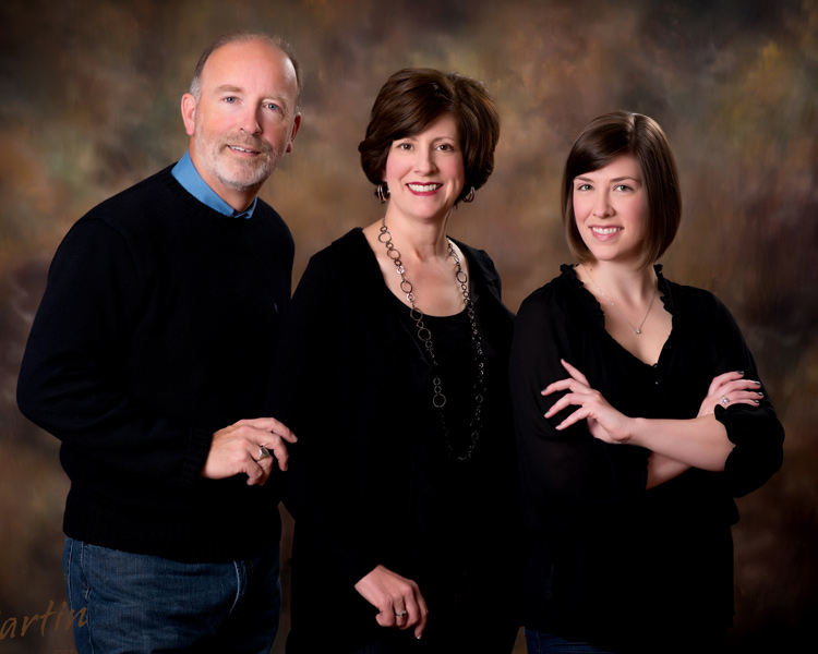 Complete Family Portrait Session