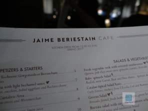 Jaime Beriestain Cafe - Barcelona
