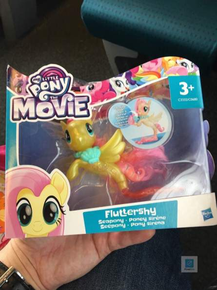 Give aways - MLP-Figur
