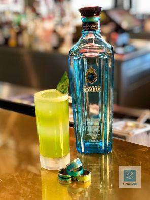 Leckere Drinks an der Bar