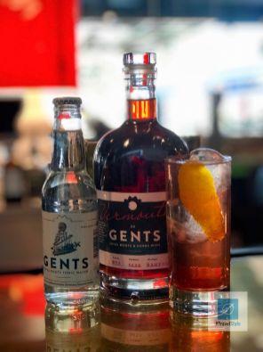 lecker Gin von Gents
