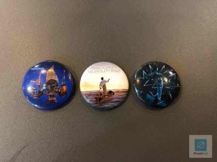 Pink Floyd Pins