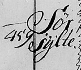 Sør-sylte 1724