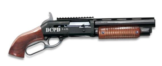 DC Pigcops shotgun for Duke Nukem Begins.