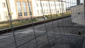 Bahnsteigarbeiten