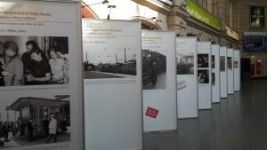 Halles Hauptbahnhof wird 125 Jahre alt