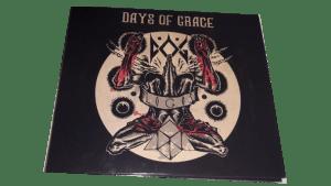 """Logo - die neue Scheibe von """"DAYS OF GRACE"""""""""""