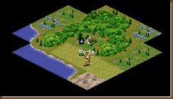 C-evo Weltkarte zu Beginn