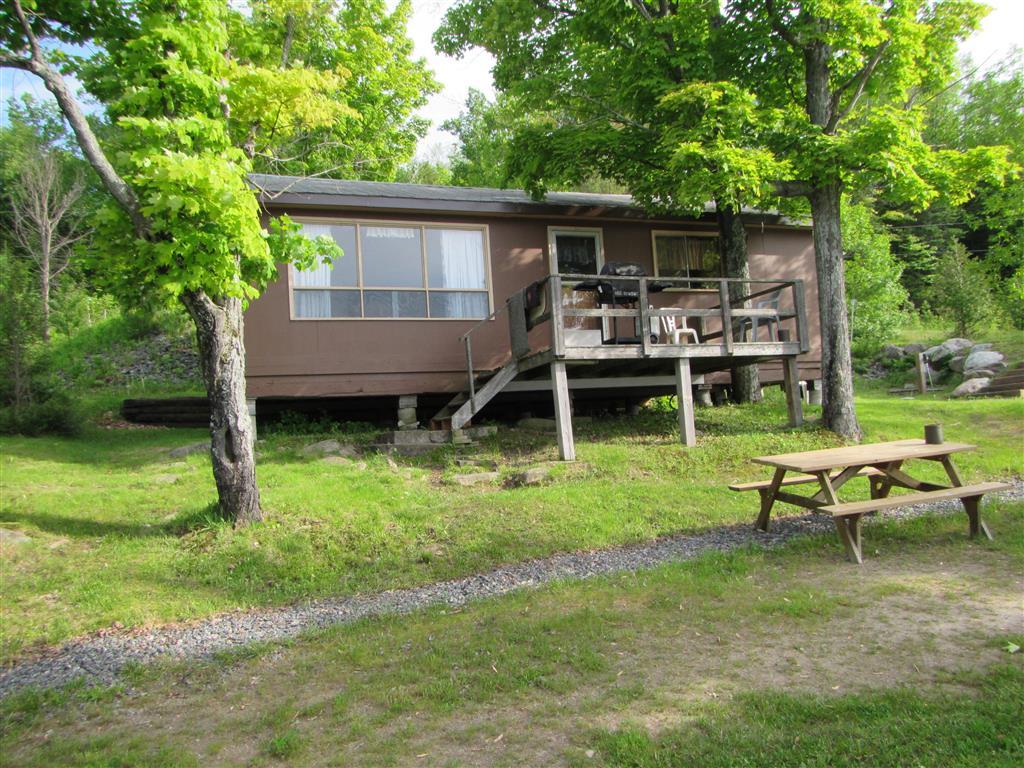 Beige Cottage Exterior (Medium)