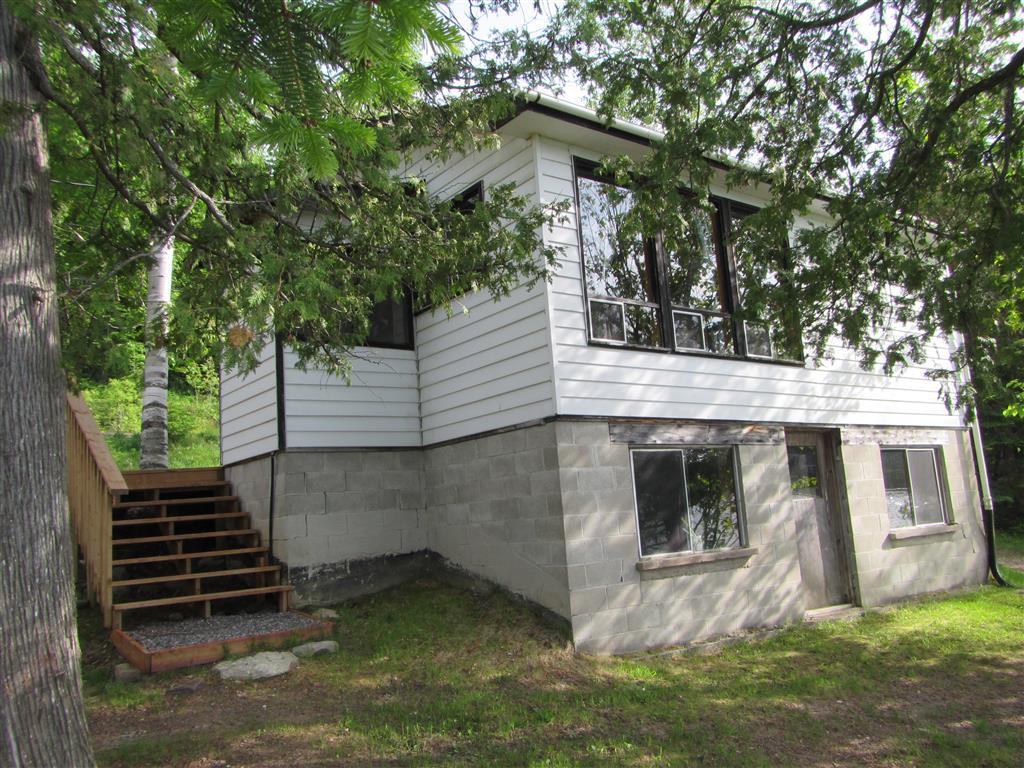 White Cottage Exterior (Medium)