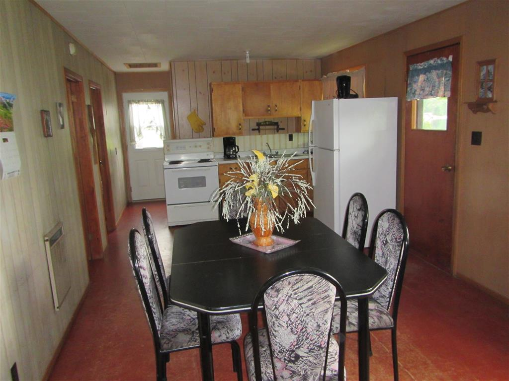 Beige Cottage Interior