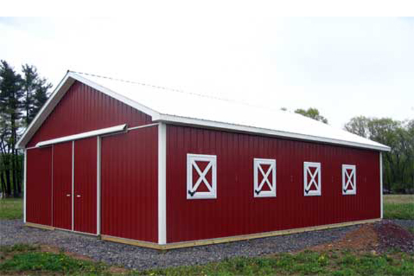 Agricultural And Pole Buildings By Martins Construction Of MIfflinburg LLC