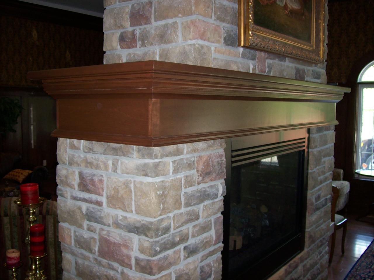 Custom Wood Work  Martins Fireplaces