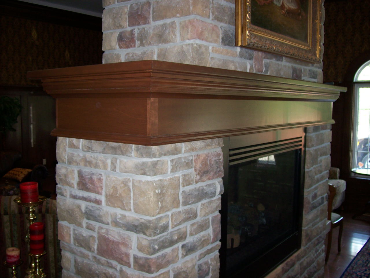 Majestic Fireplaces Gas Fireplaces Custom Wood Work | Martin's Fireplaces