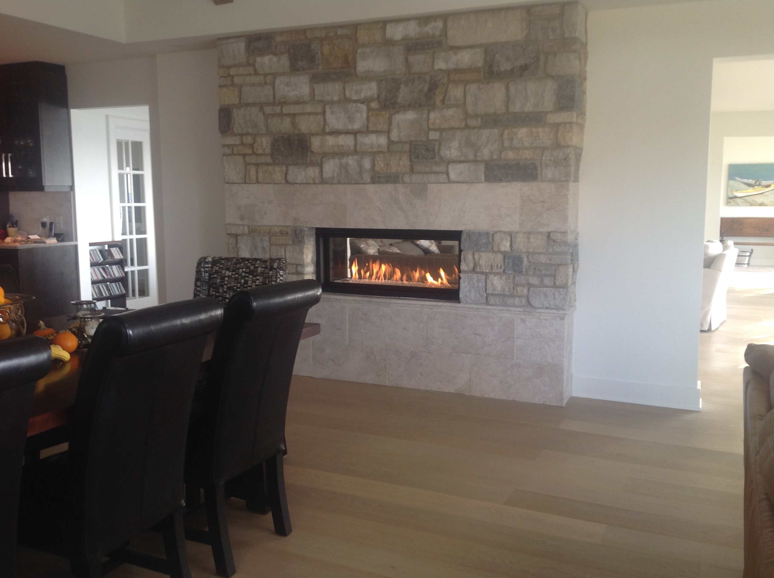 Contemporary Fireplaces  Martins Fireplaces