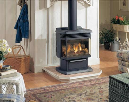 Freestanding Gas Stoves  Martins Fireplaces