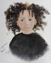 Little Ethiopian Princess