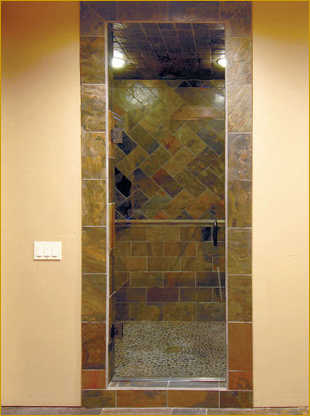 SWING SHOWER DOORS  Martin Shower Door