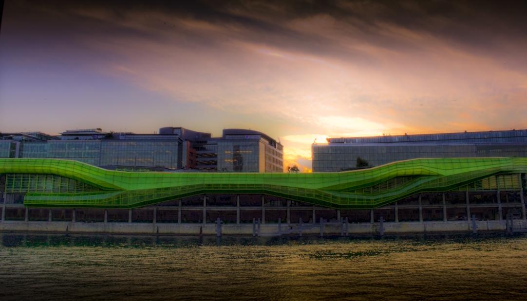 City of Fashion and Design, Docks en Seine Paris