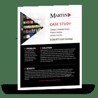 Foundry & Integrated Supply Case Study - MartinSupply.com
